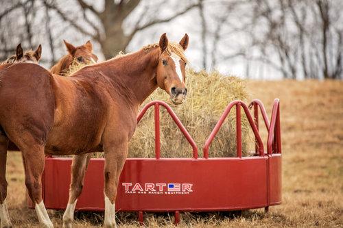 Tarter hay feeder