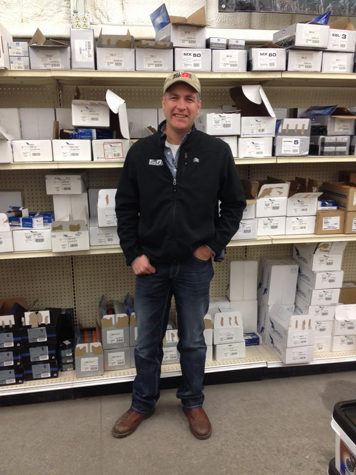 John Harshbarger owner at Ranchers Supply
